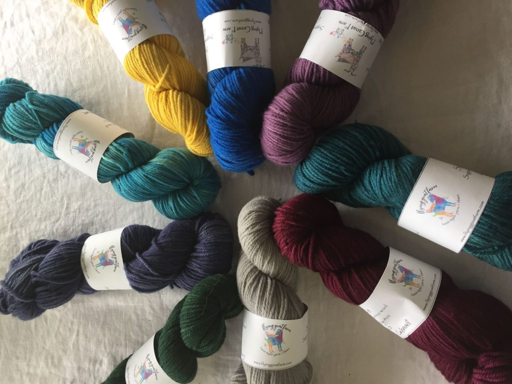cormoworsted yarn